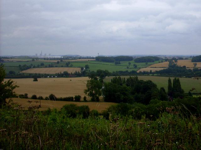 Breedon Priory View