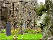 SK4023 : Churchyard Angel by Tony Brett