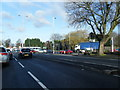 SO9591 : Tipton Road at junction with Birmingham New Road. by Colin Pyle