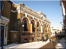 SU6351 : Haymarket Theatre - Wote Street by Sandy B