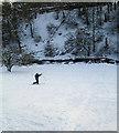 NY9913 : Bowes Red Run by Andy Waddington