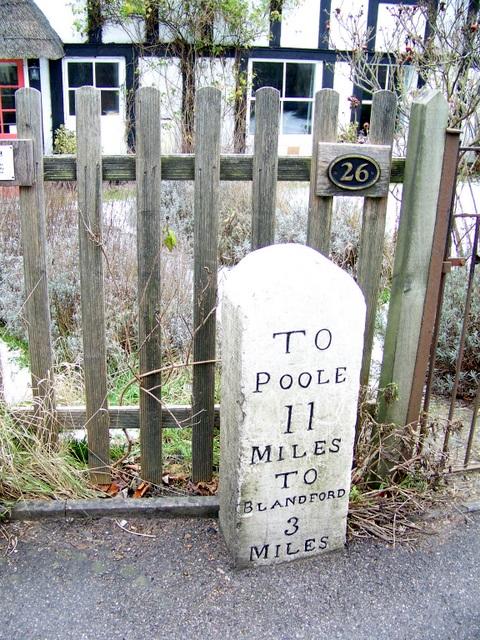 Milestone, Spetisbury