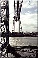 NZ5021 : The Transporter Bridge by Chris Allen