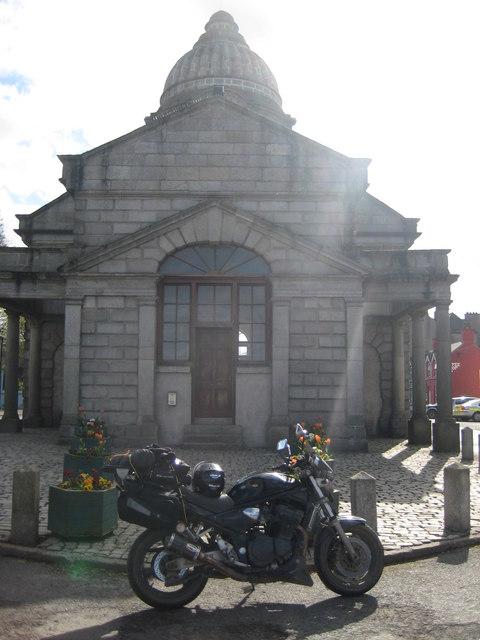 Dunlavin Courthouse