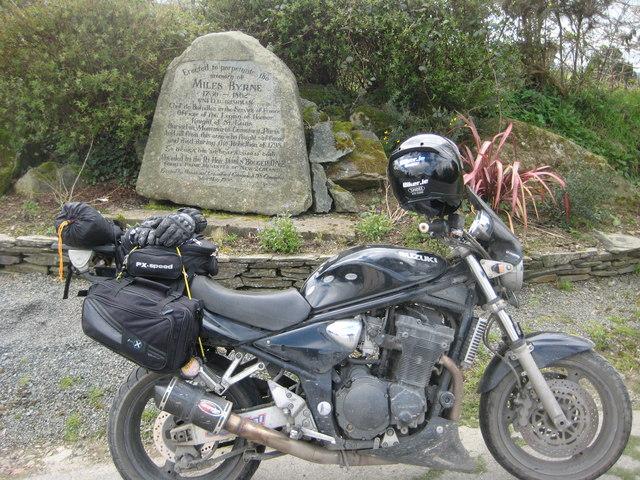 Myles Byrne Monument