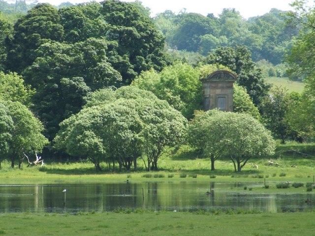 The Belhaven and Stenton Mausoleum