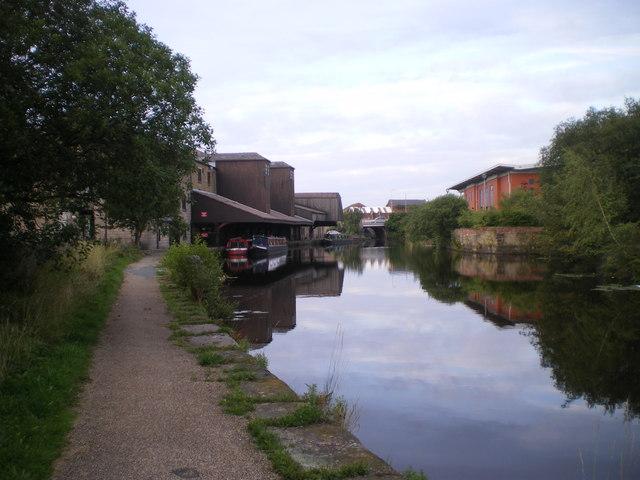 Eanam Wharf Blackburn