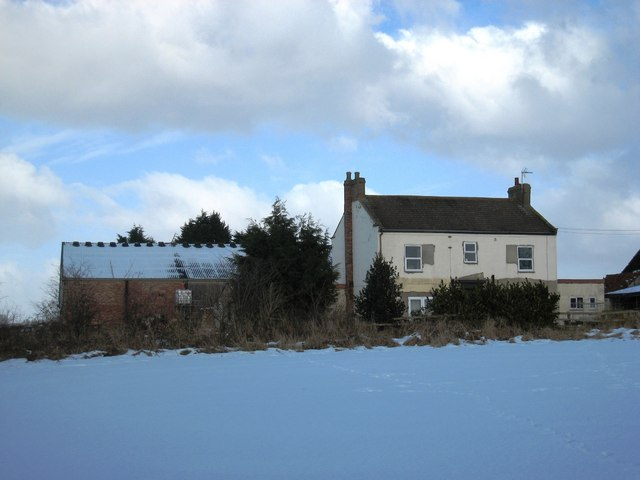 Low Maidendale Farm