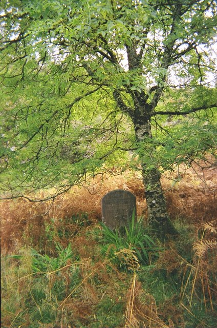 The Sailor's Grave at Ardnoe Point.