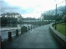 SK3536 : River Gardens, Derby by Eamon Curry