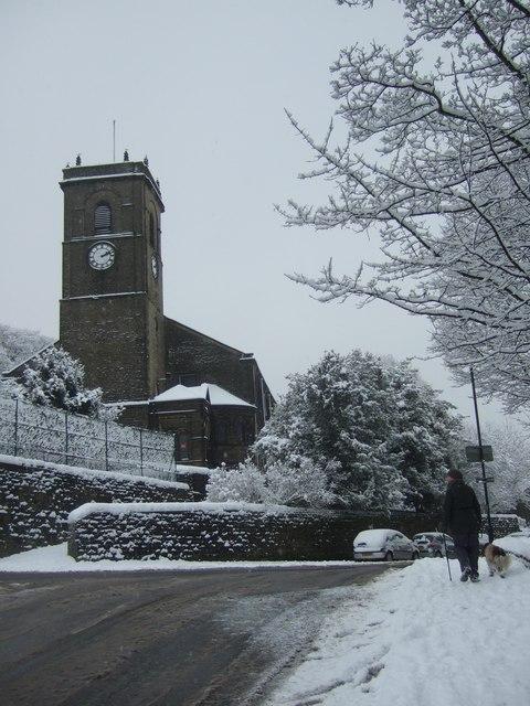 St James' Church, Slaithwaite