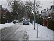 J3271 : Cranmore Avenue in the snow by Rossographer