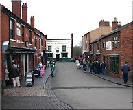SO9491 : Black Country Living Museum, Dudley by David P Howard