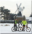 TQ2372 : In Training for the Dallaglio Cycle Slam by Peter Trimming