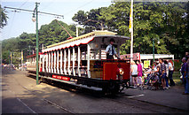 SC4384 : Laxey station by Dr Neil Clifton