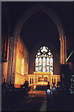 H8745 : Interior of Armagh Church of Ireland Cathedral by nick macneill