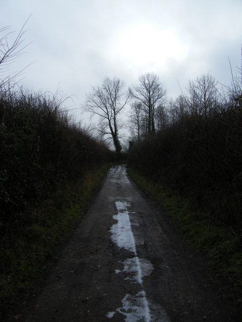 Lane, near Aldeby