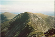 SH6963 : Pen yr Helgi Du from Craig yr Ysfa by Richard Law