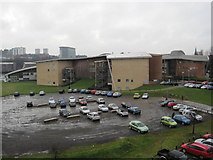 NZ4057 : Sunderland University by Les Hull