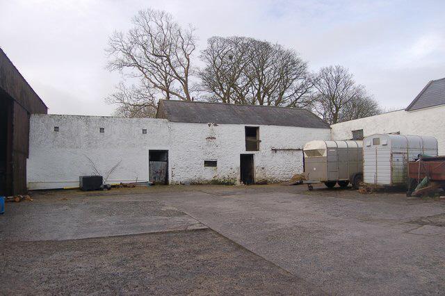 A Family Farm near Carrickfergus