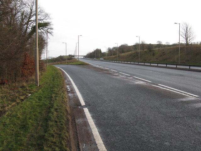A725, East Kilbride Expressway