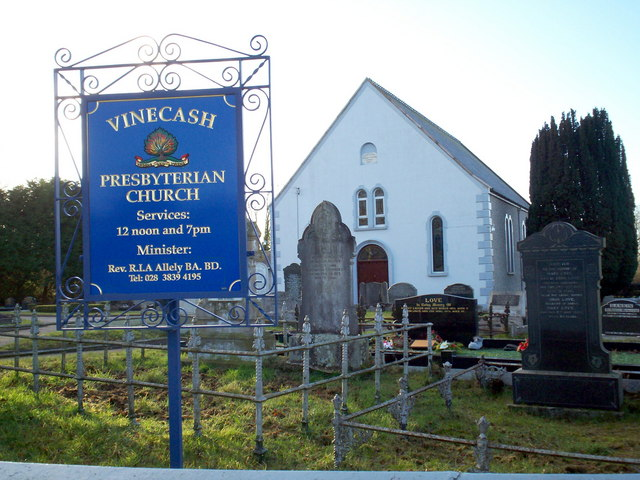 Vinecash Presbyterian Church