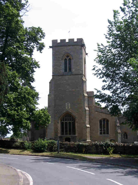 St Mary's Church, Oakley, Bedfordshire