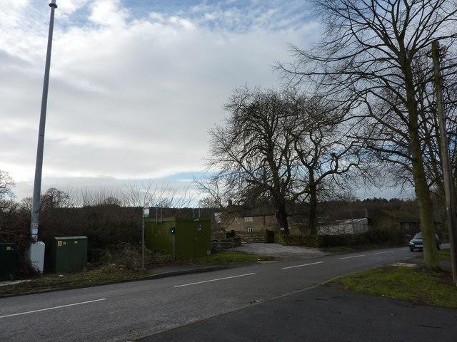 Spring House Farm, Walton Back Lane