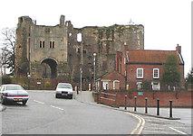 SK7954 : Newark-on-Trent Castle by Peter Langsdale