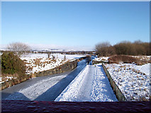 SD7807 : Bury & Bolton Canal by David Dixon