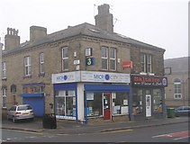 SE1437 : Micro City - Saltaire Road by Betty Longbottom