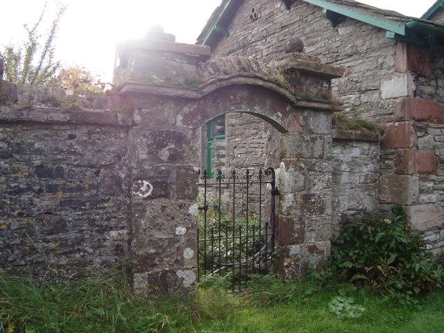 Garden Gate, Ravenstonedale