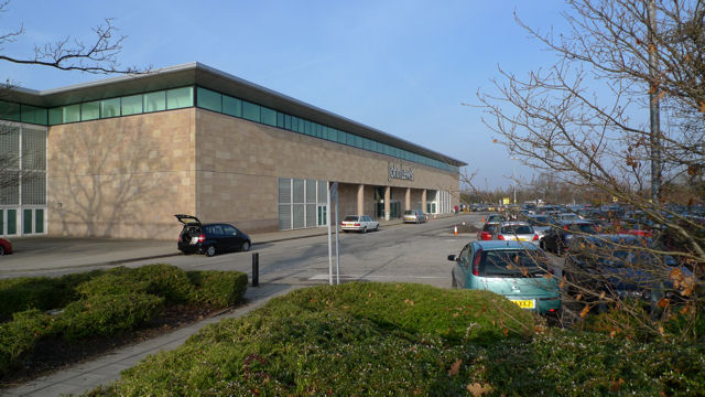 'John Lewis' store, Cheadle Royal