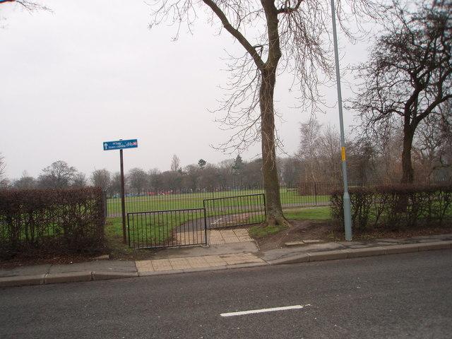 Cycle Track in Albert Park