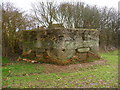 SU3040 : Kentsboro - Pillbox by Chris Talbot