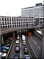 NZ2564 : Central Motorway by Andrew Curtis