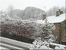 SE1321 : Snow scene, Delf Hill by Humphrey Bolton