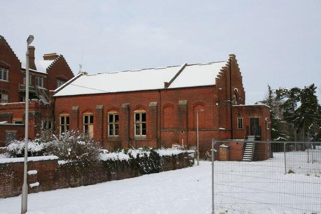 Theatre in the snow