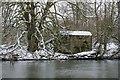 SU6086 : Northstoke side by Bill Nicholls