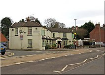 SO8480 : The Eagle & Spur, 176 Castle Road by P L Chadwick