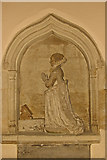 TQ2550 : St Mary's Church, Reigate - the Katherine Elyott monument by Ian Capper