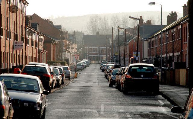 Hyndford Street, Belfast