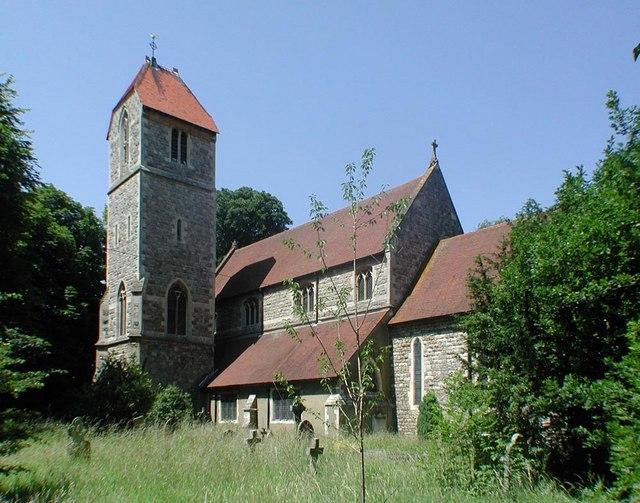 All Saints, Uxbridge Road, Harrow Weald, Middlesex