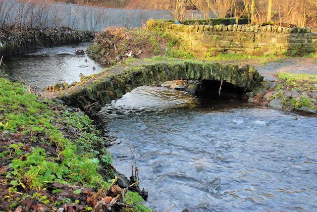 Con O'Neill's bridge, Belfast