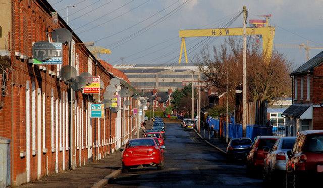 Avoniel Road, Belfast