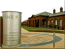 TA2047 : The Trans Pennine Trail Start/End by Andy Beecroft