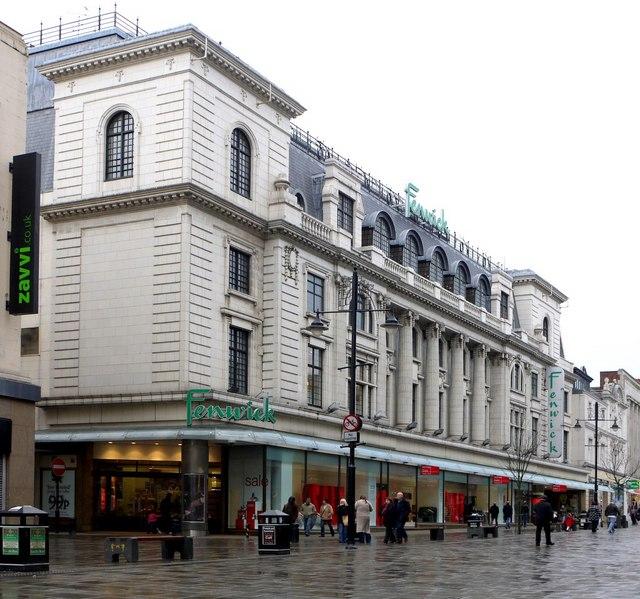 Fenwick's Department Store, Northumberland Street