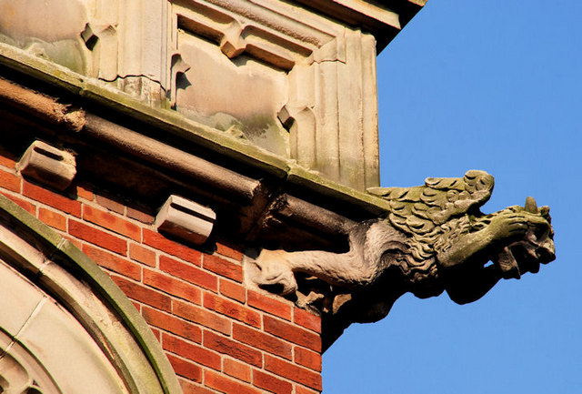 St Clement's (CoI) parish church, Belfast (2)