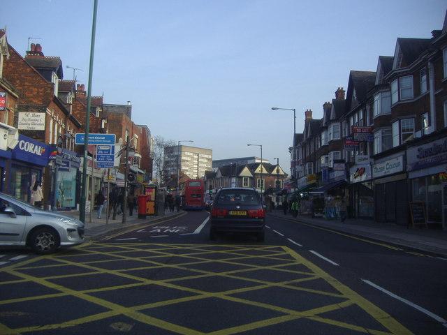 High Road Wembley