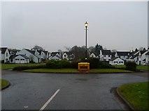 NS6055 : Castlehill Green by Stephen Sweeney